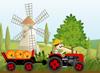 Animal game Farmer Game